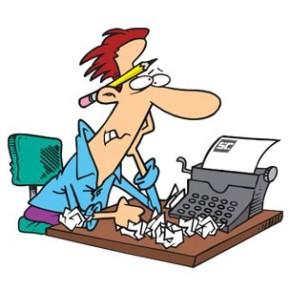 работа по написанию статей в Интернете