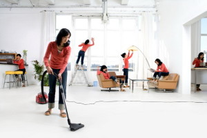 Работа для женщин за рубежом